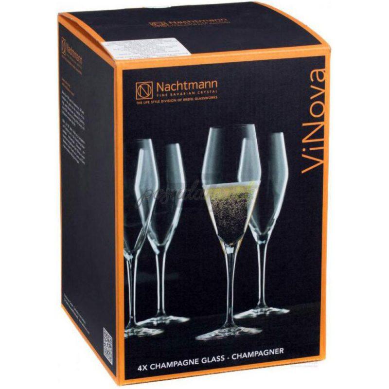 Bộ 4 Ly Champange Nachtmann 98075 Vinova Champagner, Hình Ảnh 3