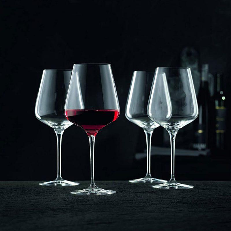 Bộ 4 Ly Rượu Vang Nachtmann 98076 Vinova Red Wine Magnum, Hình Ảnh 1