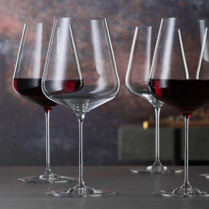 Bộ 4 Ly Rượu Vang Nachtmann 98076 Vinova Red Wine Magnum, Hình Ảnh 3