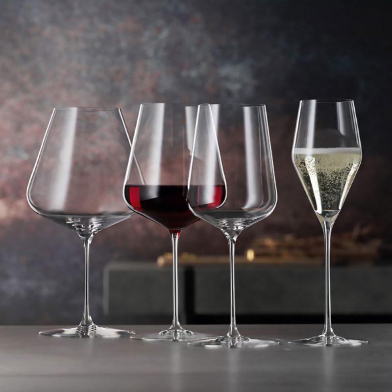 Bộ 4 Ly Rượu Vang Nachtmann 98076 Vinova Red Wine Magnum, Hình Ảnh 2