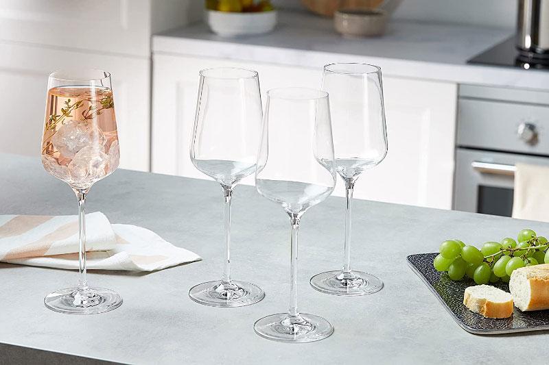 Bộ 4 Ly Vang Nachtmann 98074 Vinova Weissweinglas, Hình Ảnh 2