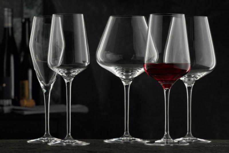 Bộ 4 Ly Vang Nachtmann 98074 Vinova Weissweinglas, Hình Ảnh 3