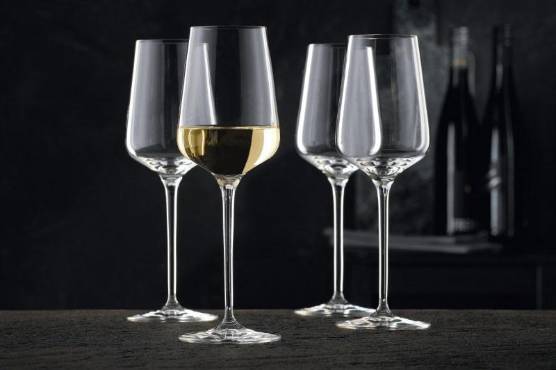 Bộ 4 Ly Vang Nachtmann 98074 Vinova Weissweinglas, Hình Ảnh 1