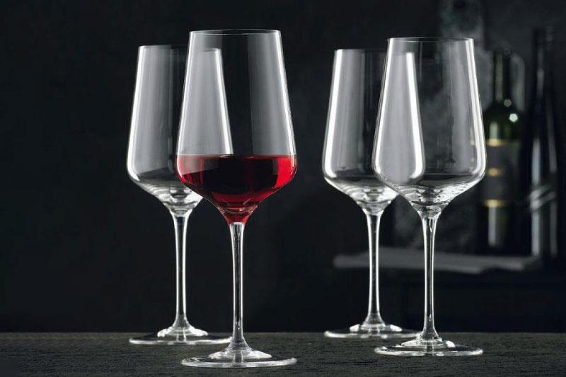 Bộ 4 Ly Vang Nachtmann 98074 Vinova Weissweinglas, Hình Ảnh 4