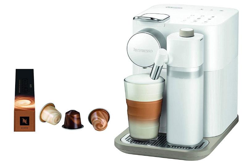 Máy Pha Cà Phê Viên Nén De'Longhi Gran Lattissima Nespresso En650.W, Hình Ảnh 2