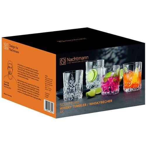 Nachtmann 101968 Sculpture Whisky Tumbler 06