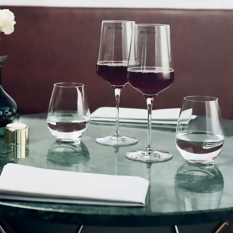 Bộ 4 Ly Vang Đỏ Nachtmann 98073 Vinova Red Wine, Hình Ảnh 2