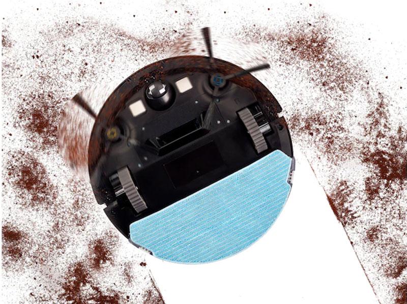 Robot Hút Bụi Medion Md20011, Kiêm Lau Nhà, Hình Ảnh 2