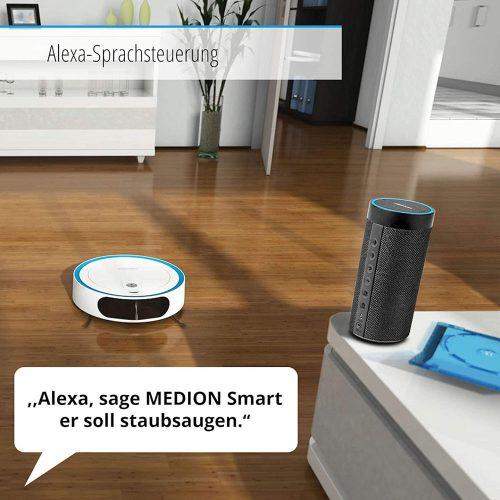 Robot Hut Bui Medion Md18861 1