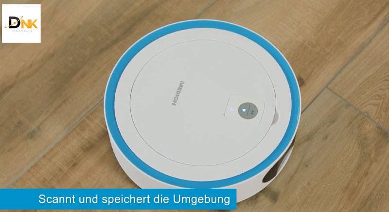 Robot Hút Bụi Medion Md18861, Hình Ảnh 5