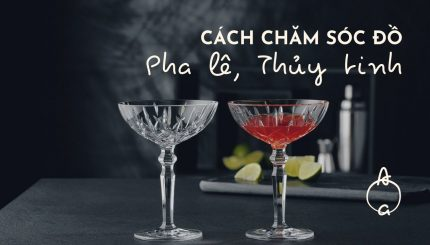 Cach Cham Soc Do Pha Le Thuy Tinh Dung Cach