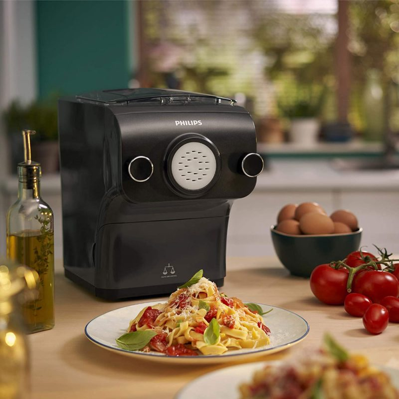 Máy Làm Bún Mì Philips Hr2382/15 Pasta Maker, Hình Ảnh 1