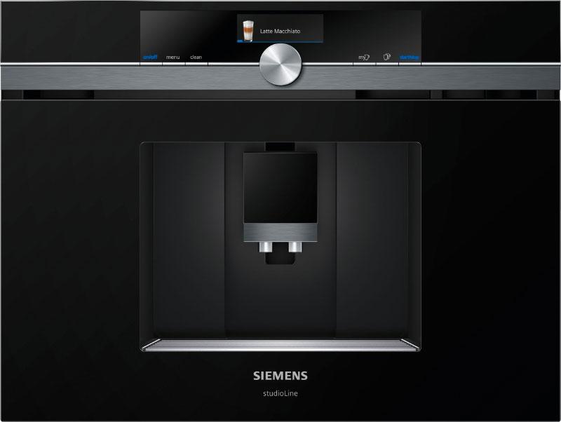 Máy Pha Cà Phê Âm Tủ Siemens Iq700 Ct836Leb6, Hình Ảnh 8
