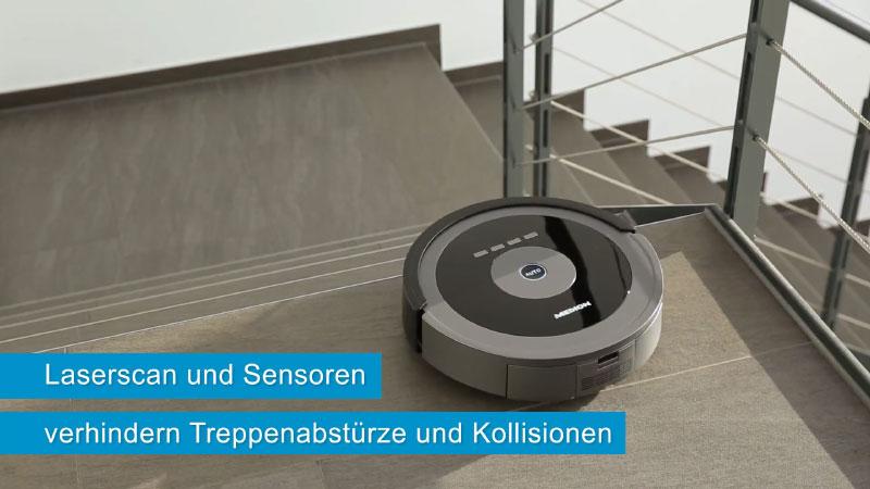 Robot Hút Bụi Medion Md17225, Hình Ảnh 8